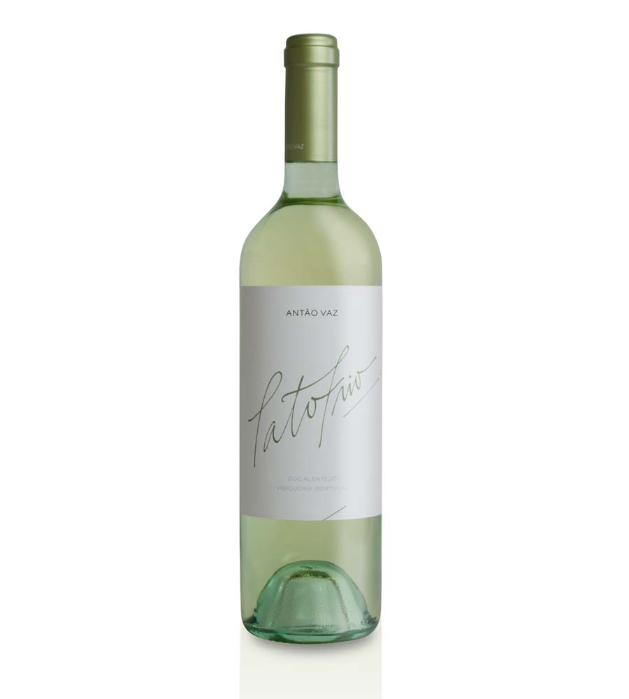 Vinho Branco Pato Frio Antão Vaz 2015 75cl Alentejo