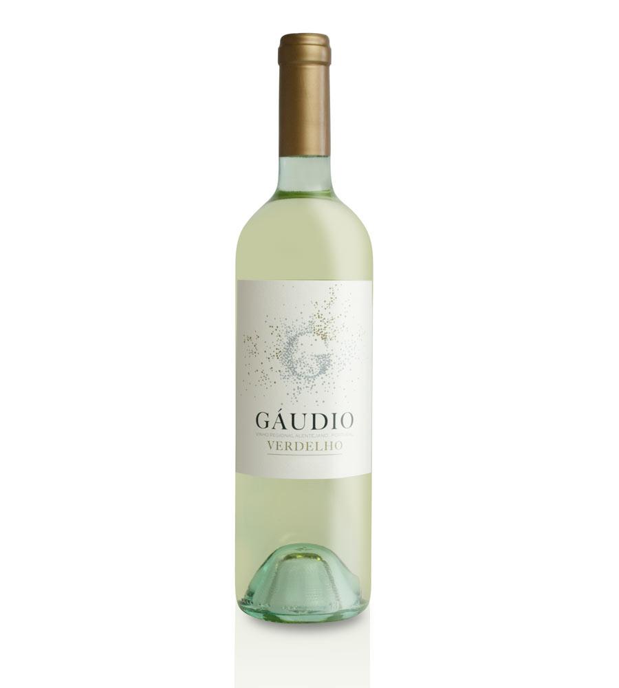 Vinho Branco Gáudio Verdelho 2015 75cl Alentejo
