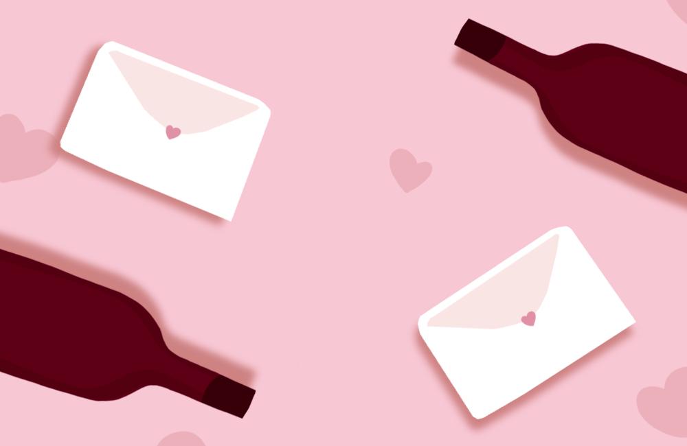 Dia dos Namorados é com a Vinha