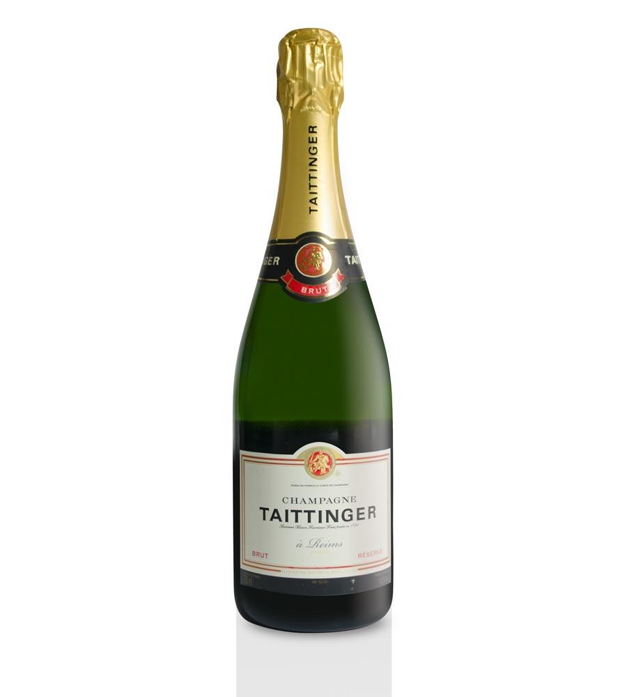 Champagne Taittinger Brut Reserva France