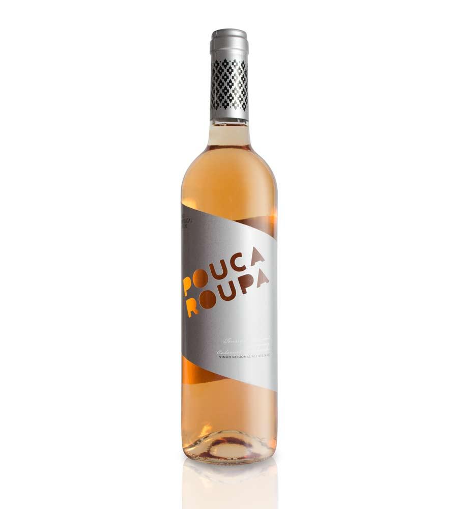 Rosé Wine Pouca Roupa 2017 Alentejo