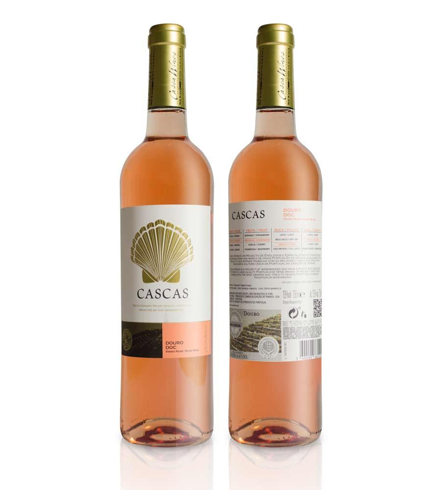 Rosé Wine Cascas Selecção Enólogo 2017 Douro Doc