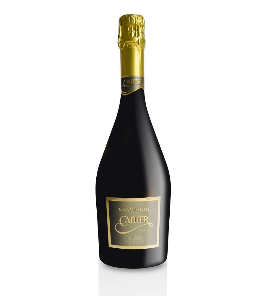 Champagne Cattier Premier Cru France