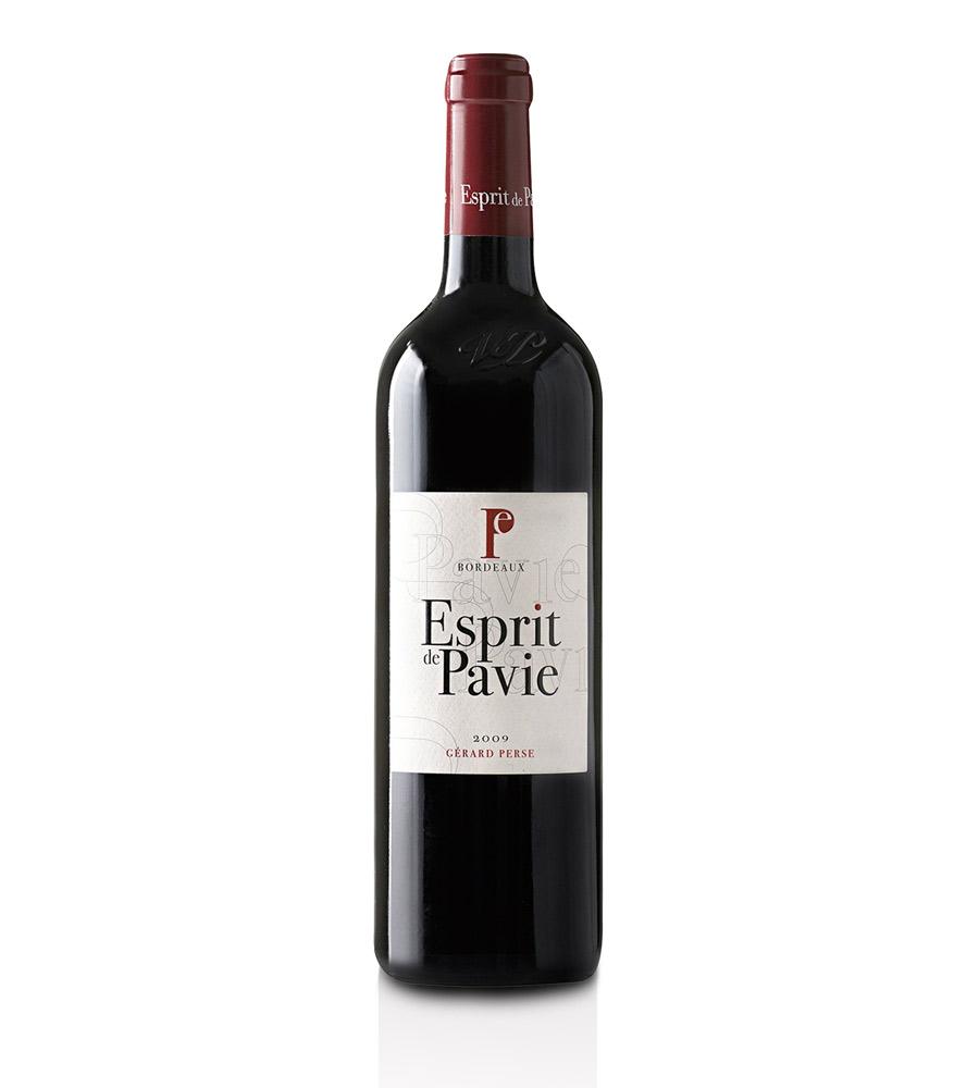 Red Wine Esprit de Pavie Château Pavie 2011 Bordeaux