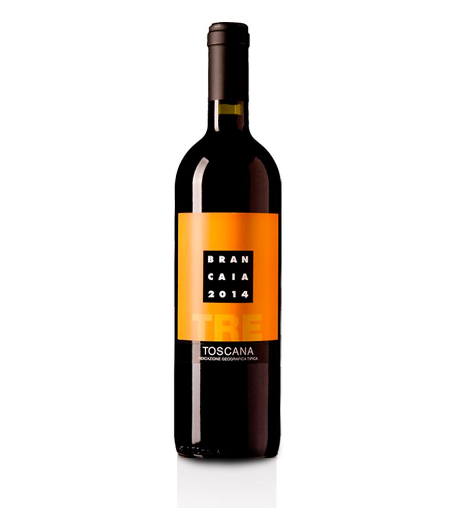 Red Wine Brancaia TRE 2014 Chianti Classico