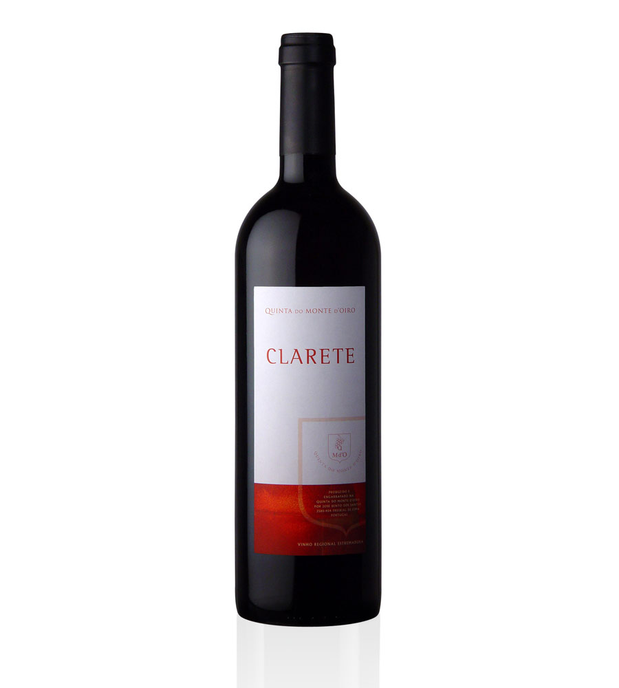 Red Wine Quinta Monte d'Oiro Clarete 2006 Lisboa