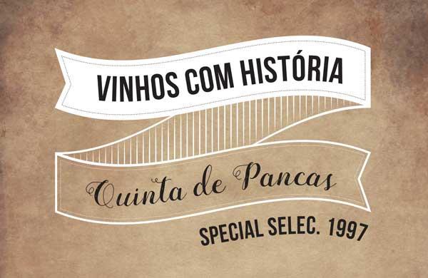 Vinhos com História – Quinta de Pancas Cabernet Sauvignon 1997