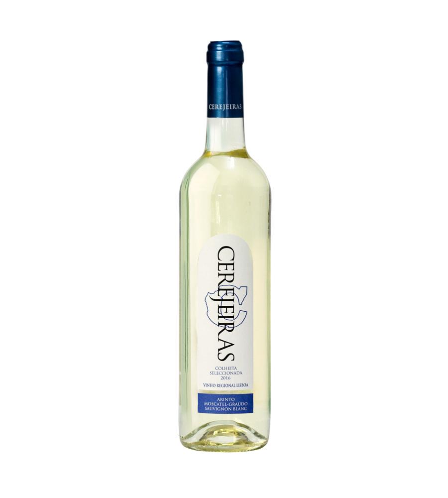 White Wine Cerejeiras Colheita Seleccionada 2016