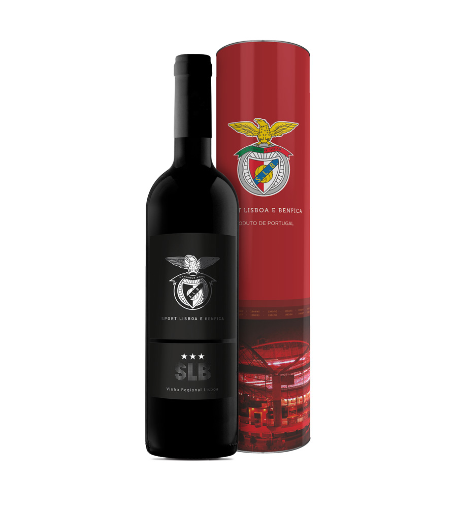 Red Wine S.L. Benfica 2016 Regional Lisboa