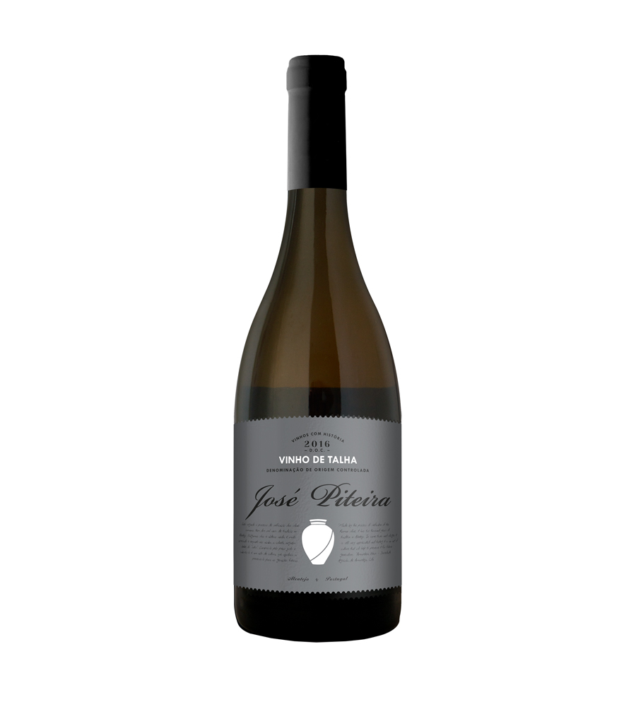 White Wine José Piteira Vinho de Talha 2015 Alentejo DOC