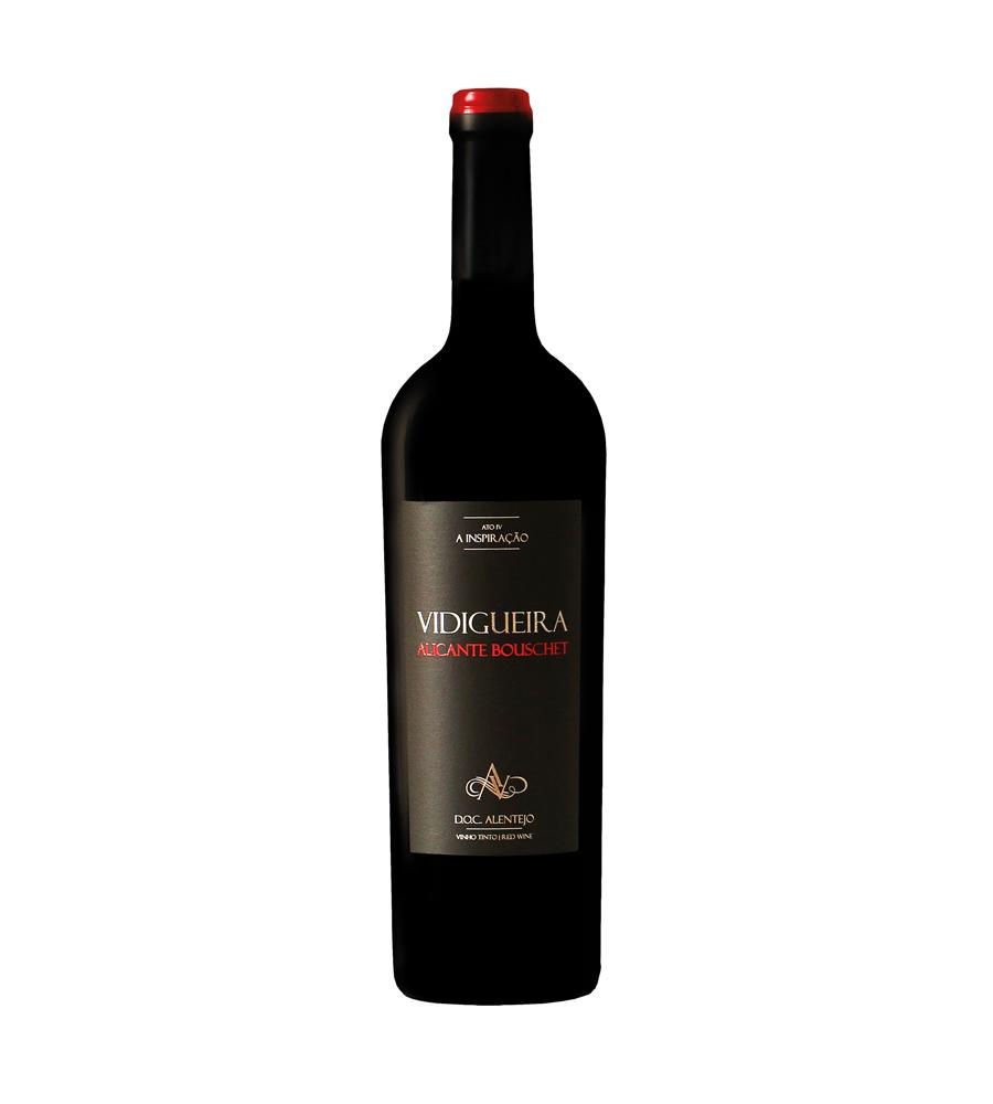 Red Wine Vidigueira Alicante Bouschet 2015 Alentejo DOC