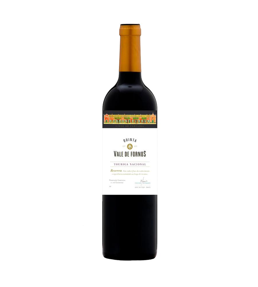 Red Wine Quinta Vale de Fornos Reserva Touriga Nac. 2015 Tejo