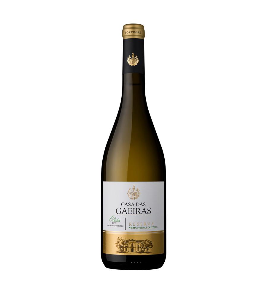 White Wine Casa das Gaeiras Reserva Vinhas Velhas 2016 Óbidos DOC