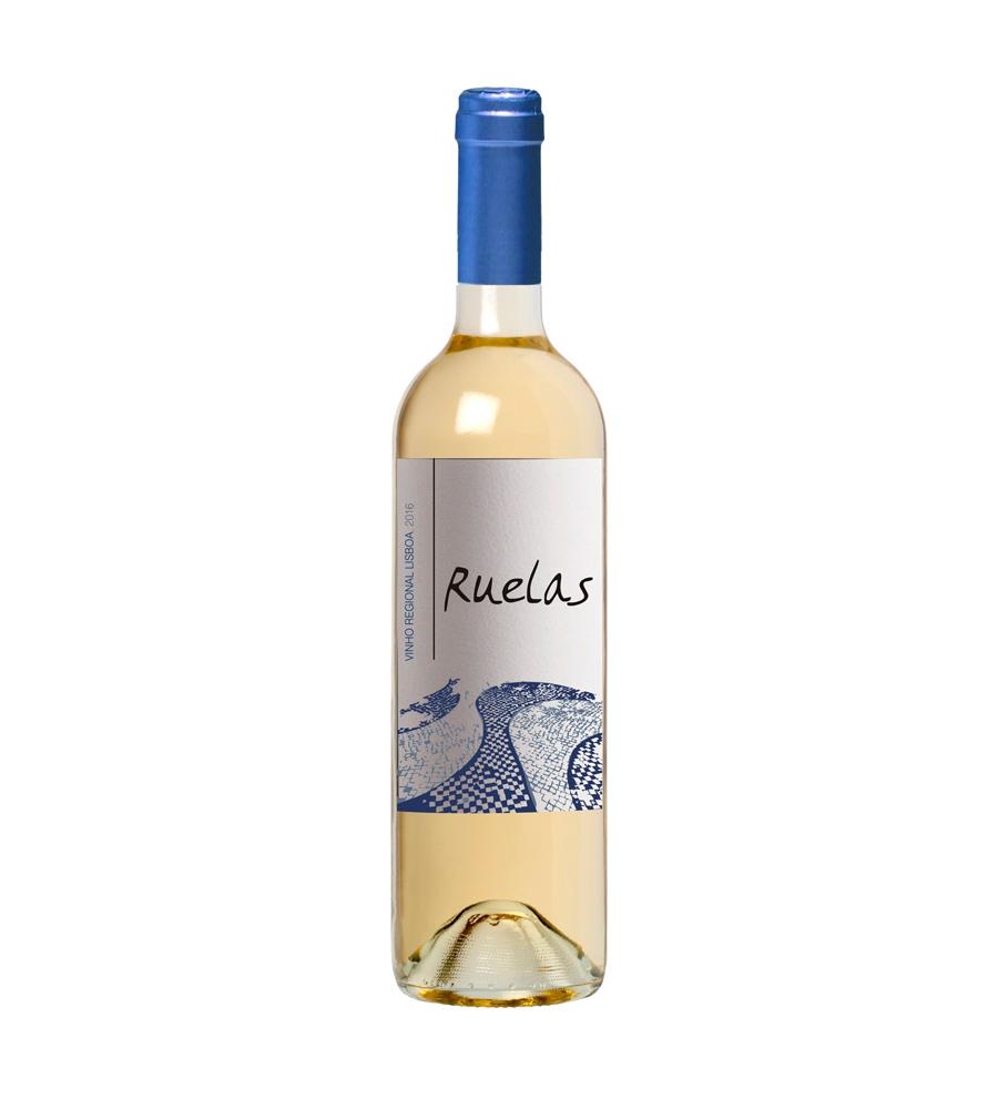 White Wine Ruelas 2016 Lisboa