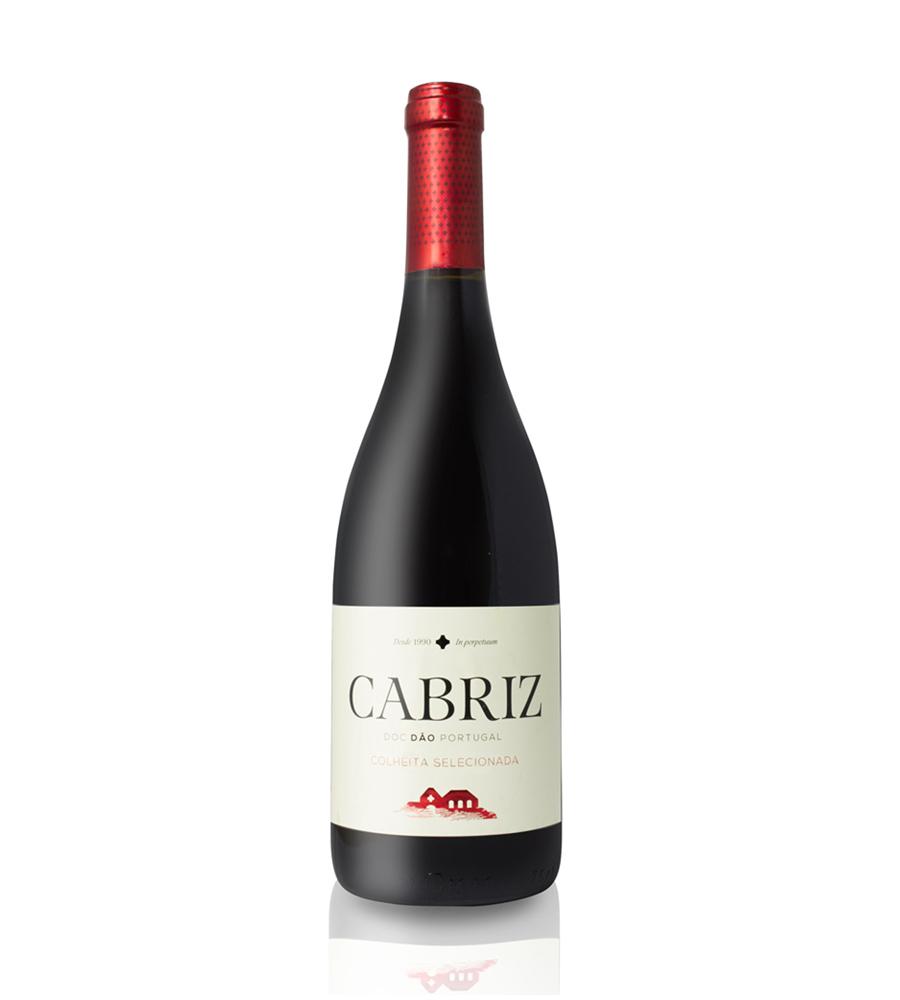 Red Wine Cabriz Colheita Seleccionada 2016 Dão DOC