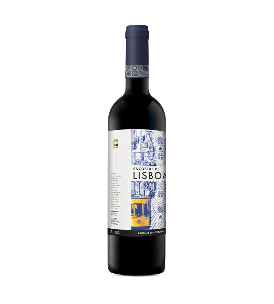 Red Wine Encostas de Lisboa 2016 Regional Lisboa