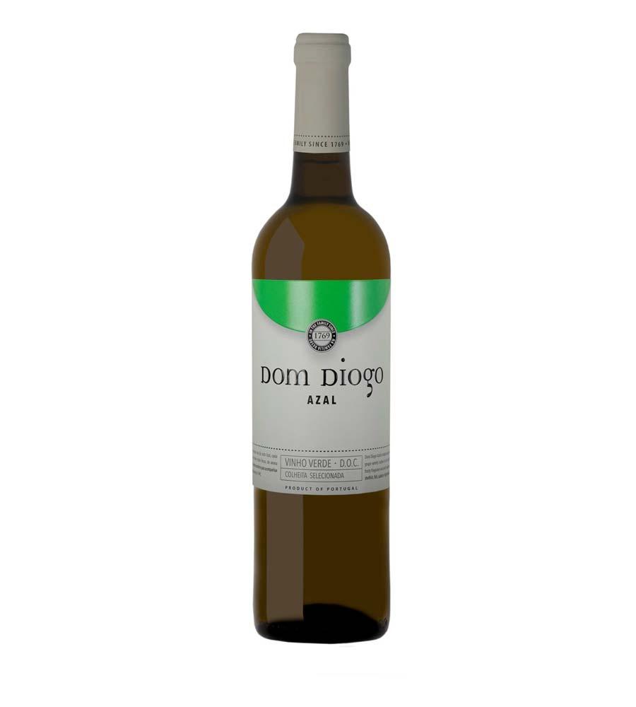 White Wine Dom Diogo Azal 2017 Vinho Verde DOC