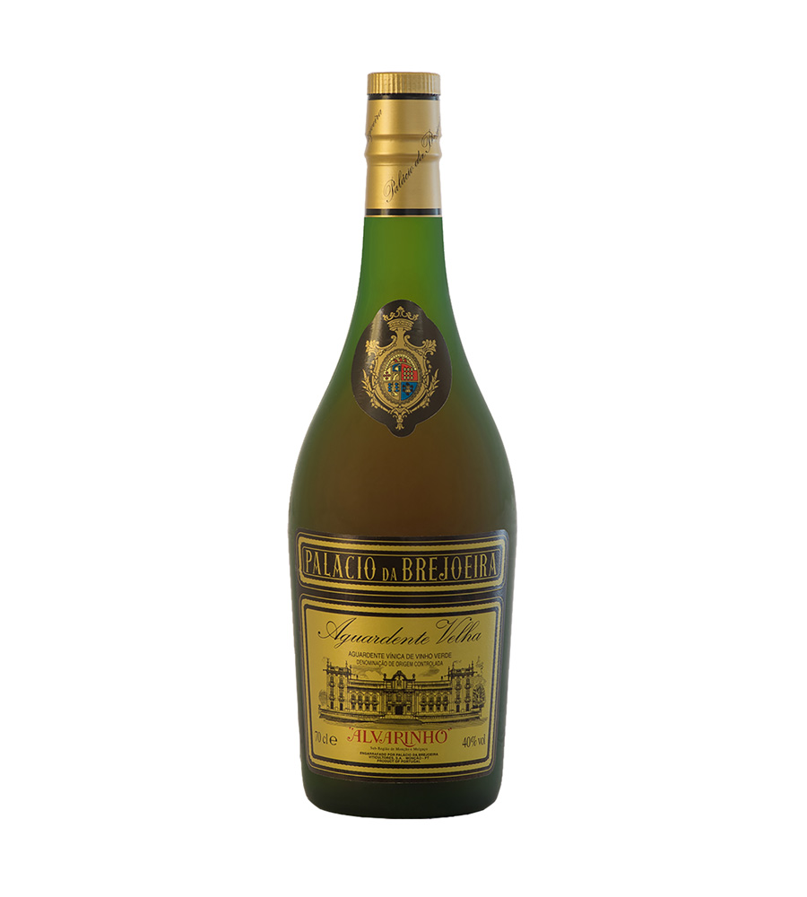 Old Brandy Palácio da Brejoeira Alvarinho Vinho Verde