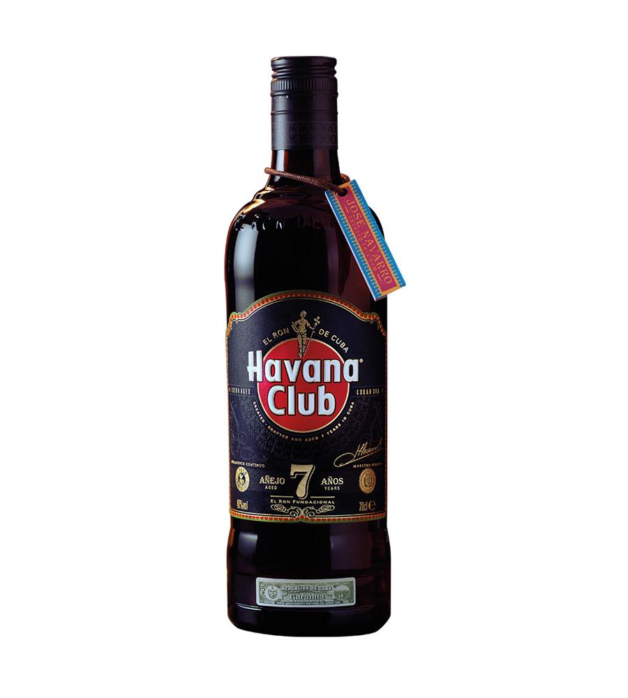Rum Havana Club Aged 7 Years