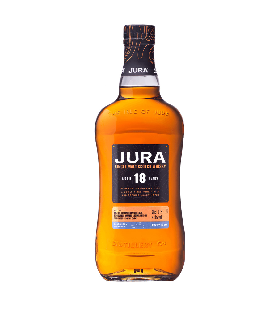 Whisky Jura 18 Year Old