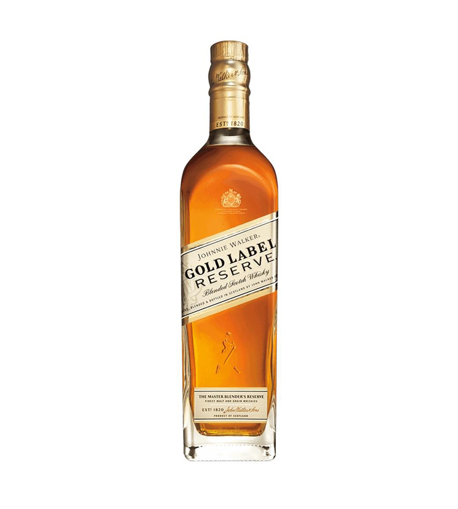 Whisky Johnnie Walker Gold Label