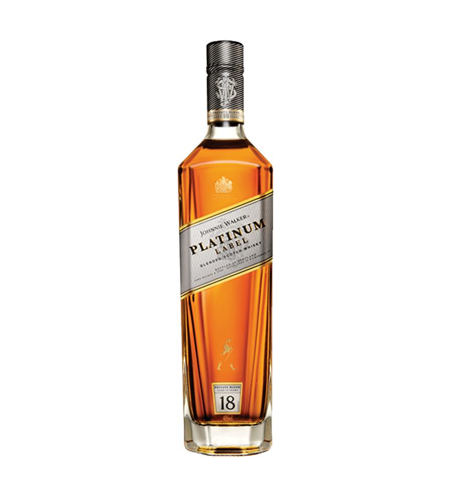 Whisky Johnnie Walker Platinum Label