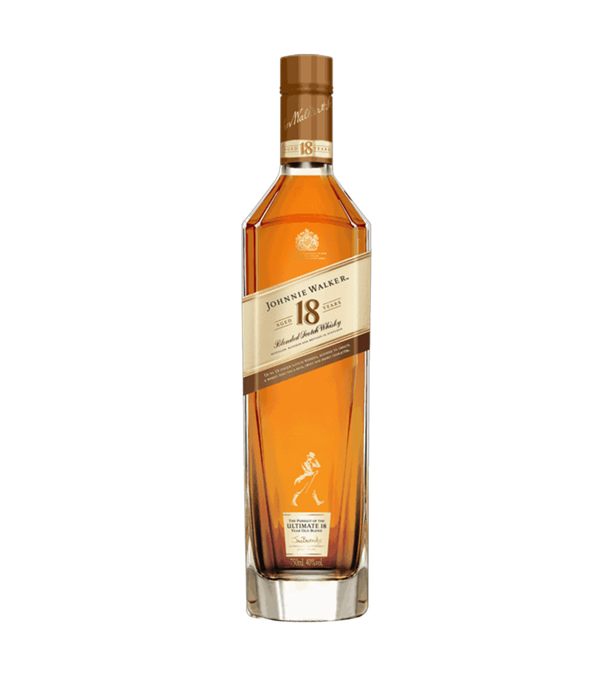 Whisky Johnnie Walker Aged 18 years