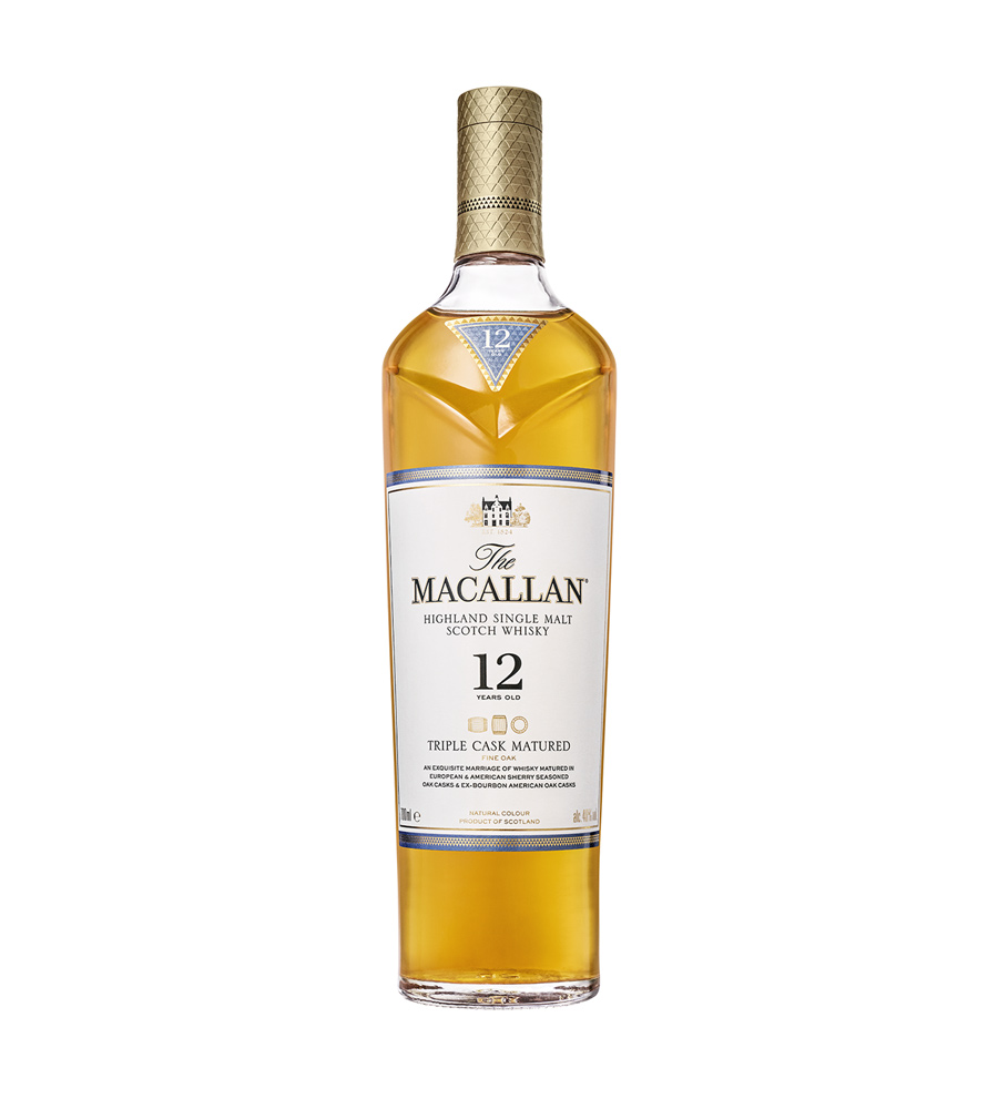 Whisky The Macallan Triple Cask Matured 12 Years Old