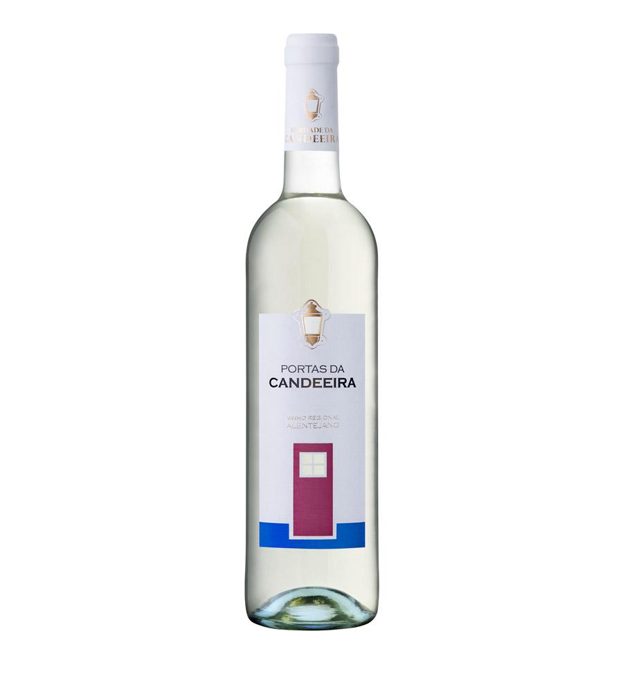 Vinho Branco Portas da Candeeira 2016, 75cl Regional Alentejano