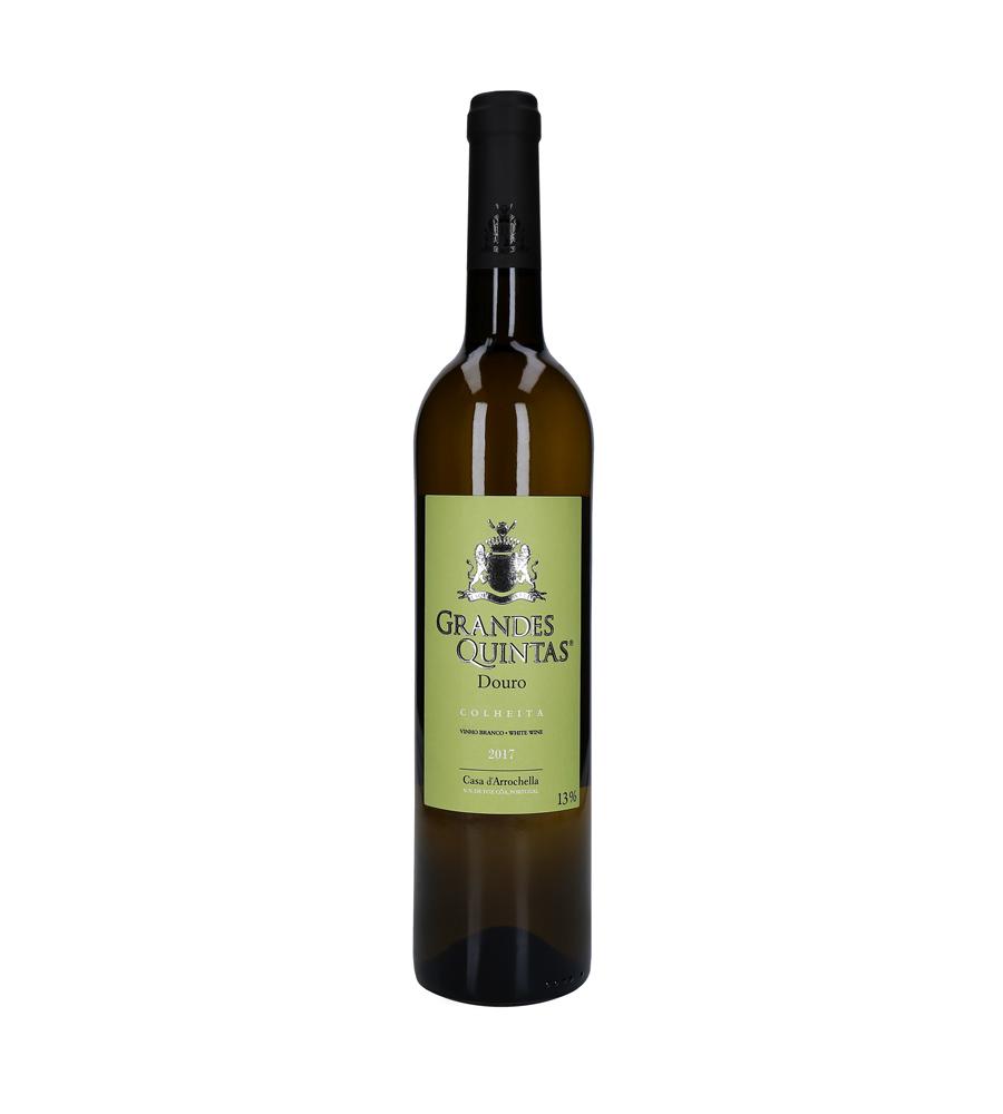 Vinho Branco Grandes Quintas Colheita 2017 75cl Douro