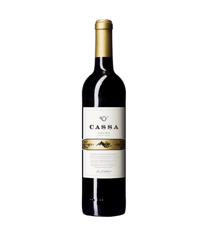 Vinho Tinto Cassa 2016, 75cl Douro