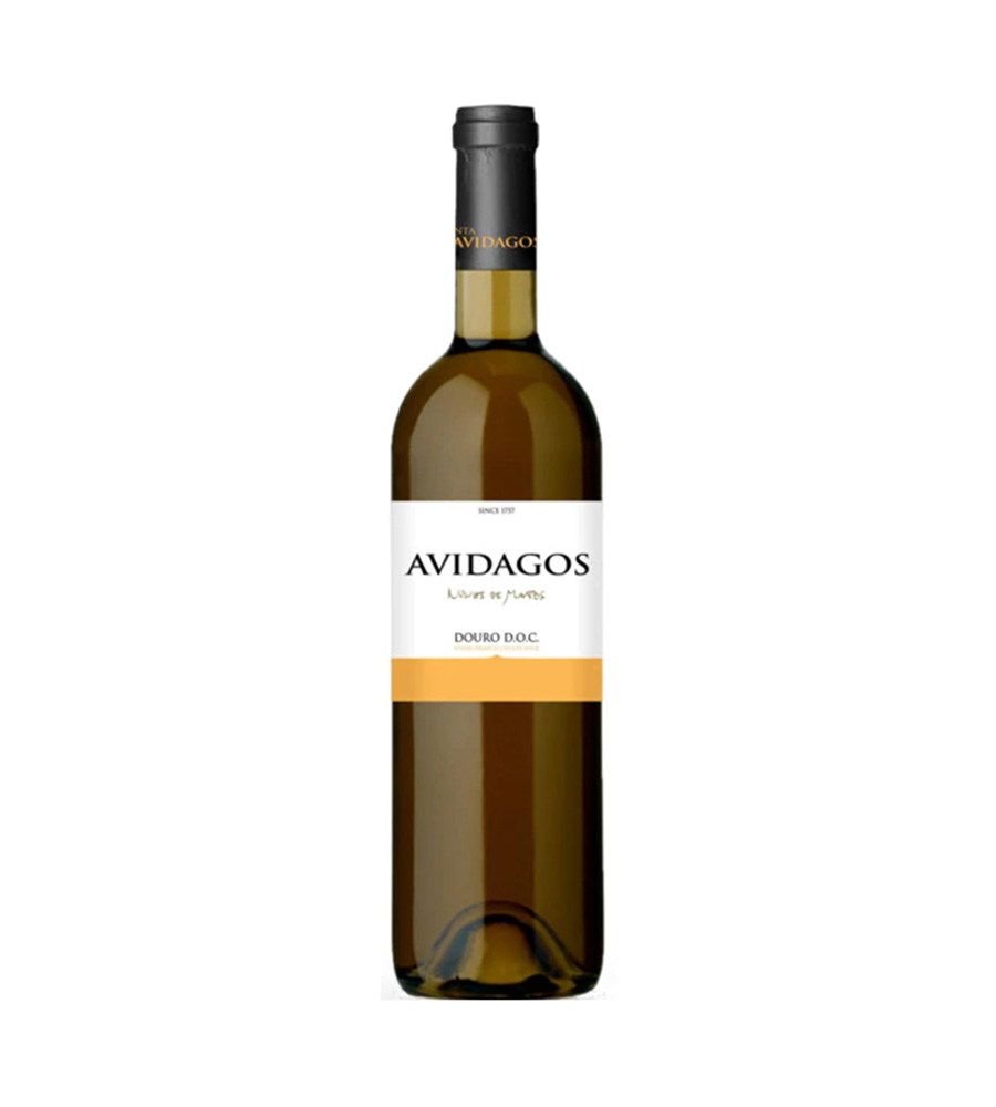 Vinho Branco Avidagos 2018, 75cl Douro