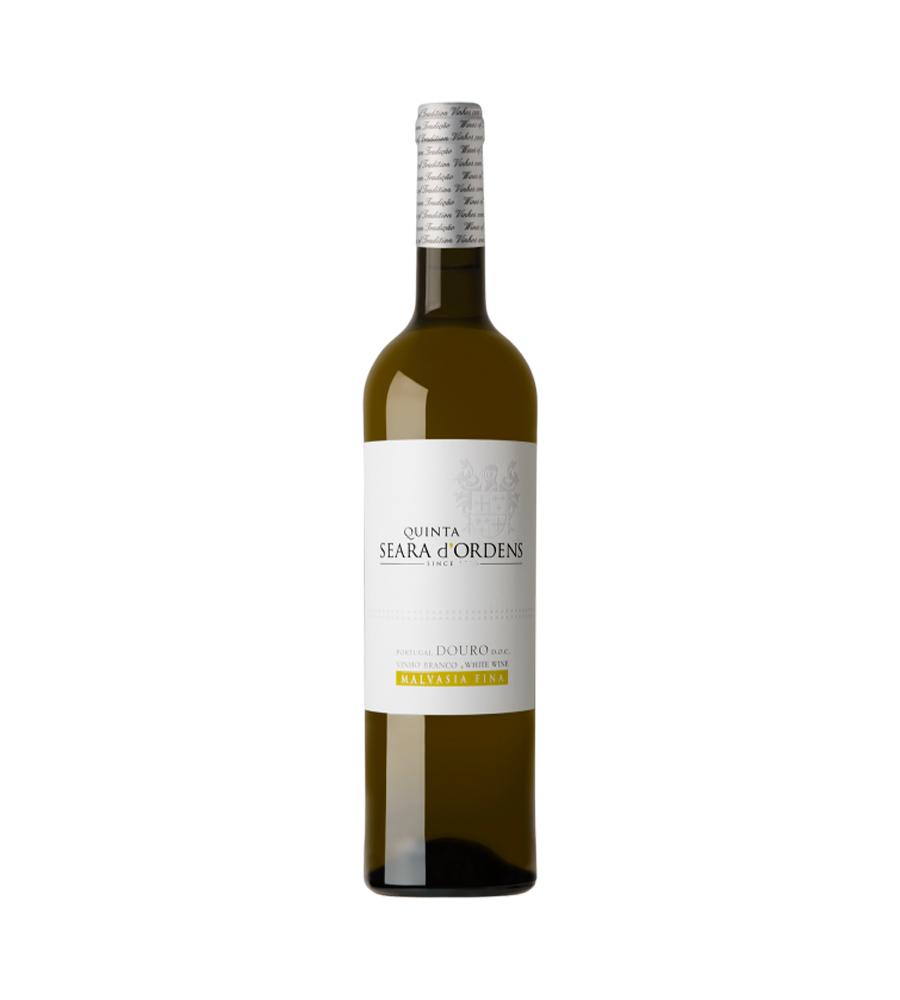 Vinho Branco Quinta Seara d'Ordens Malvasia Fina 2018, 75cl Douro