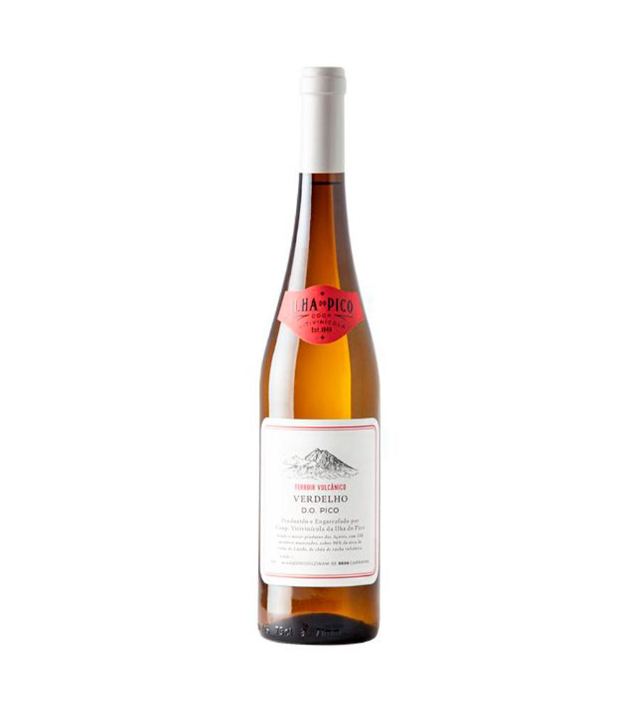 Vinho Branco Verdelho Terroir Vulcânico 2018, 75cl Pico