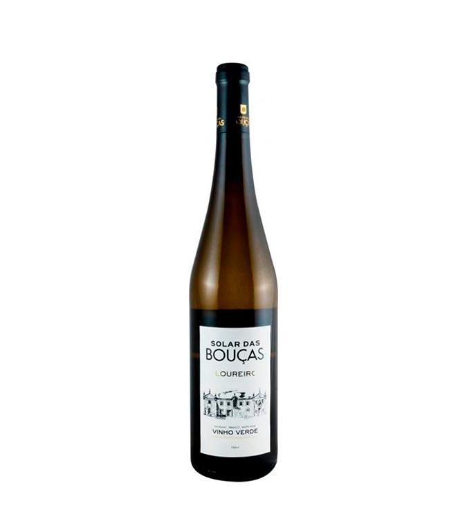 Vinho Branco Solar das Bouças Loureiro 2020, 75cl Vinhos Verdes
