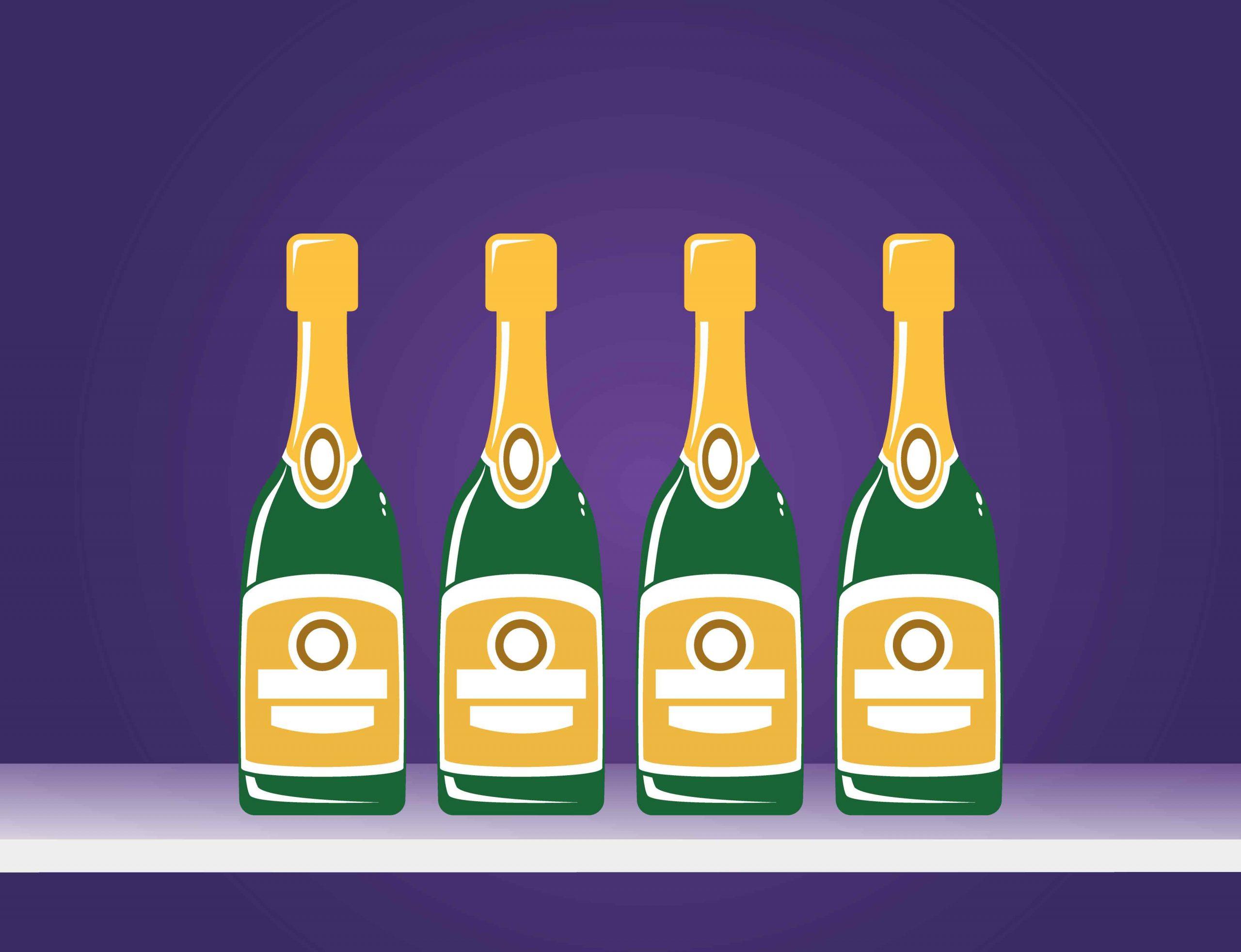 Champagne, quanto tempo devo guardar?