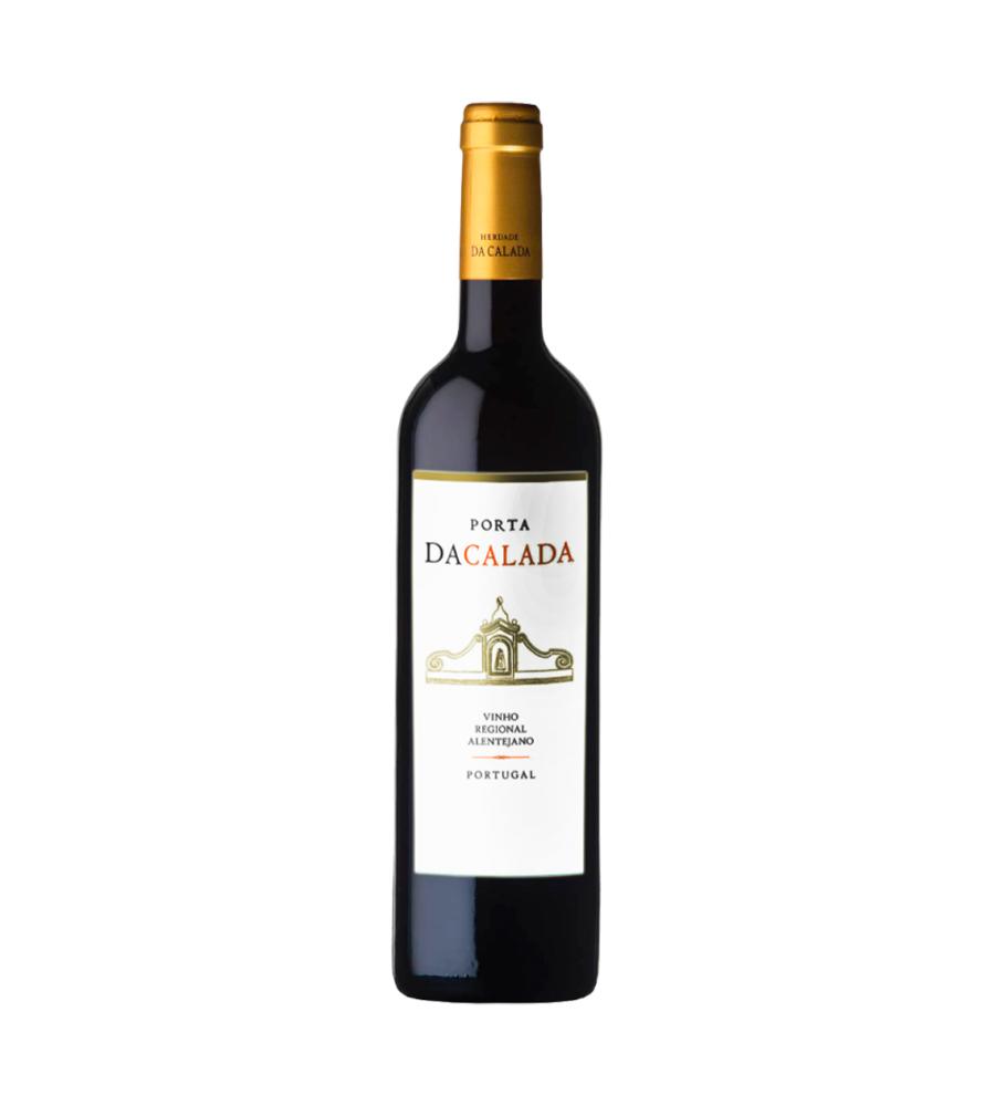 Vinho Tinto Porta da Calada 2018, 75cl Regional Alentejano