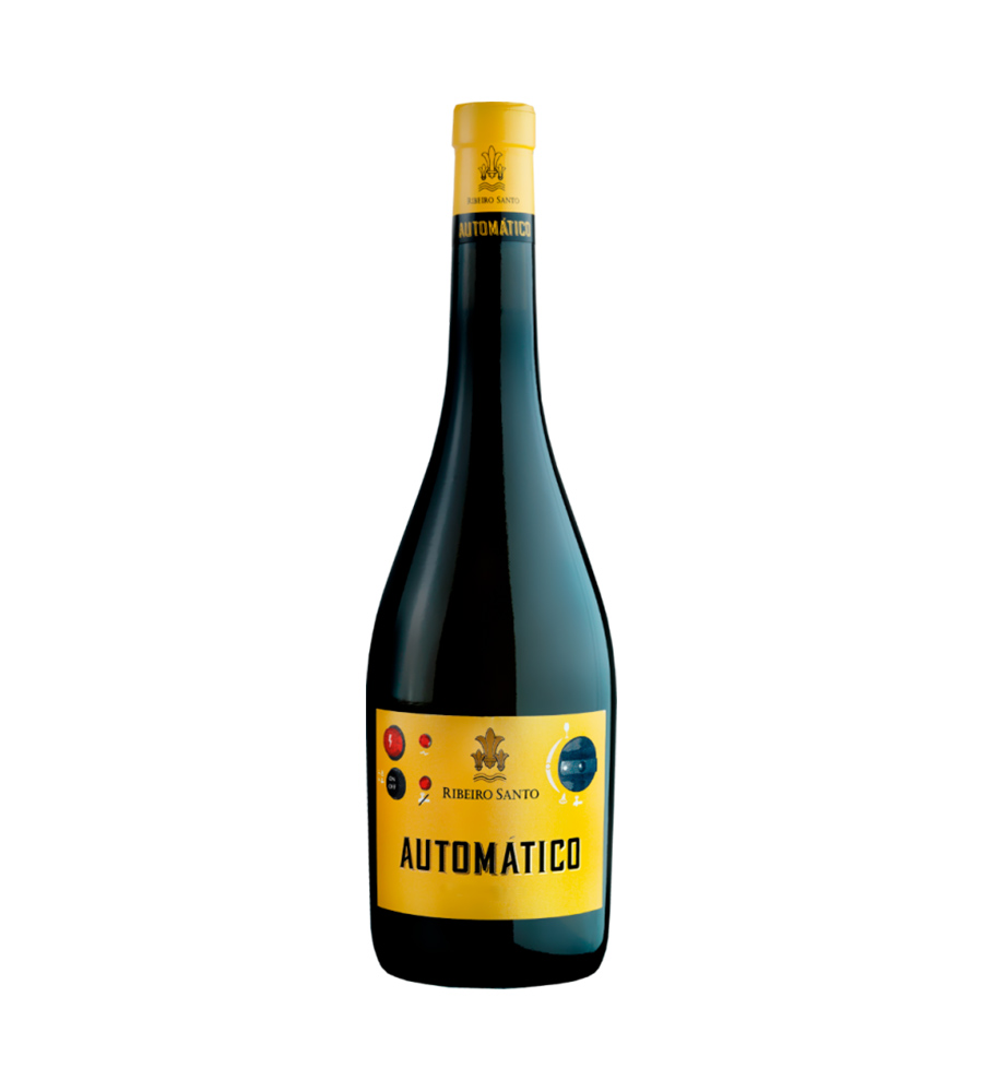 Vinho Branco Ribeiro Santo Automático 2019, 75cl Dão