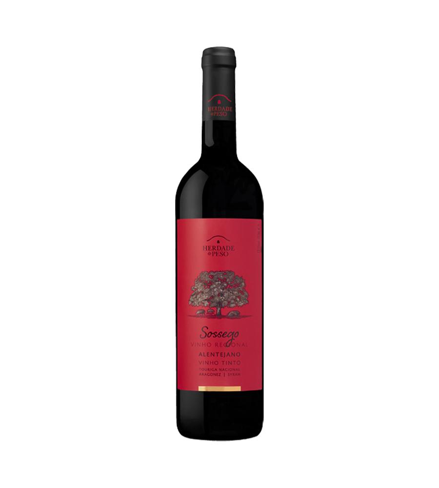 Vinho Tinto Herdade do Peso Sossego 2020, 75cl Alentejo