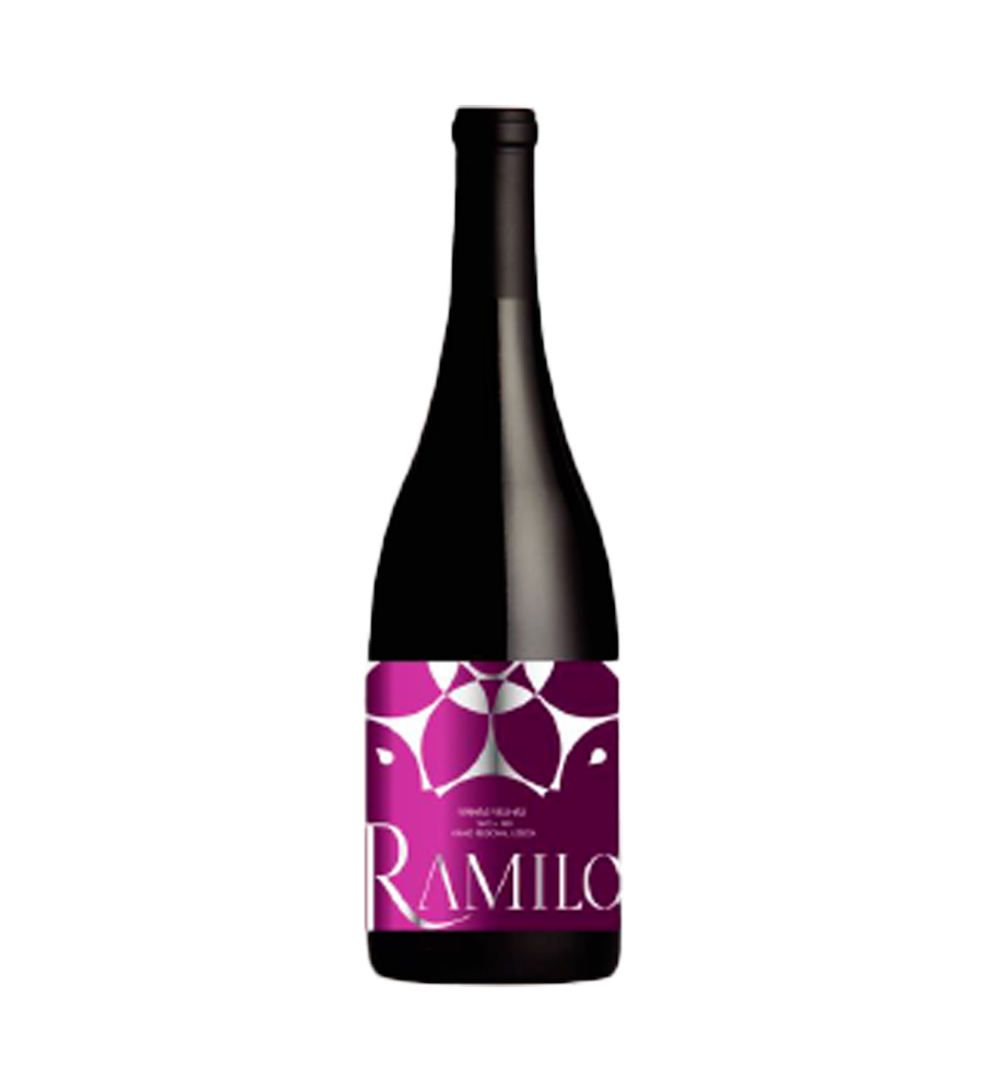 Vinho Tinto Ramilo Vinhas Velhas 2016, 75cl Regional de Lisboa