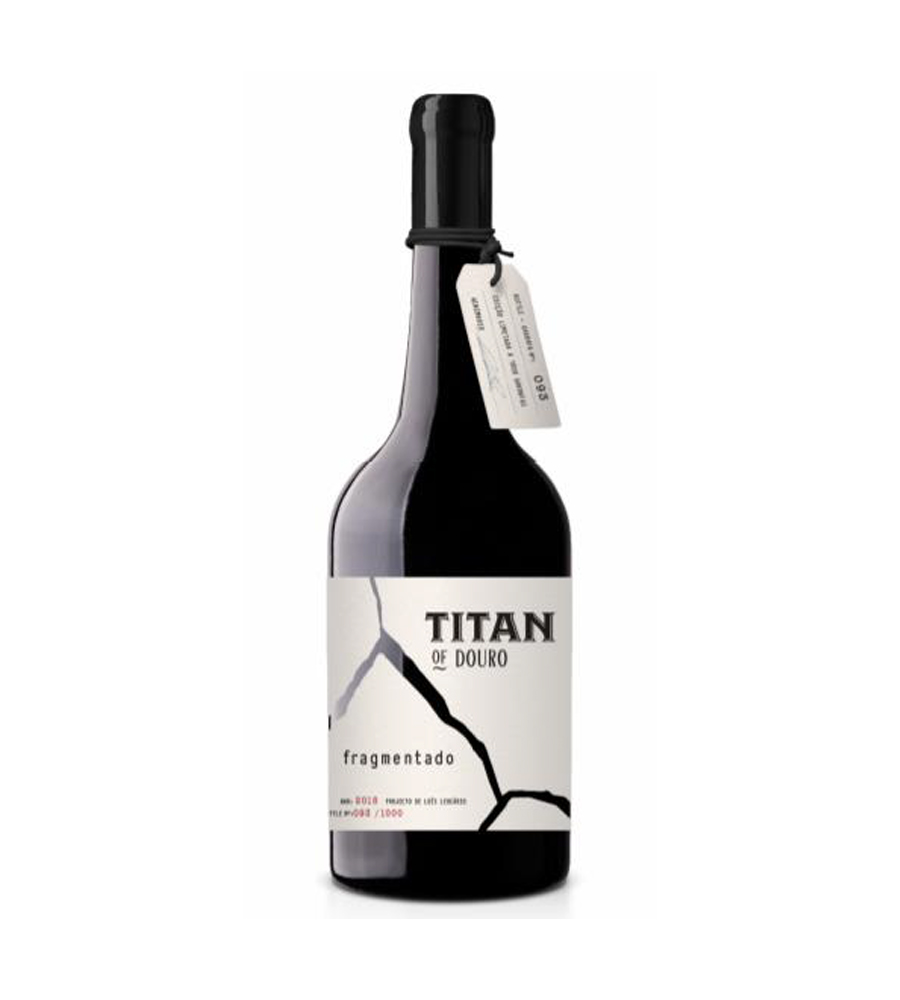 Vinho Tinto Titan of Douro Fragmentado 2017, 75cl Douro