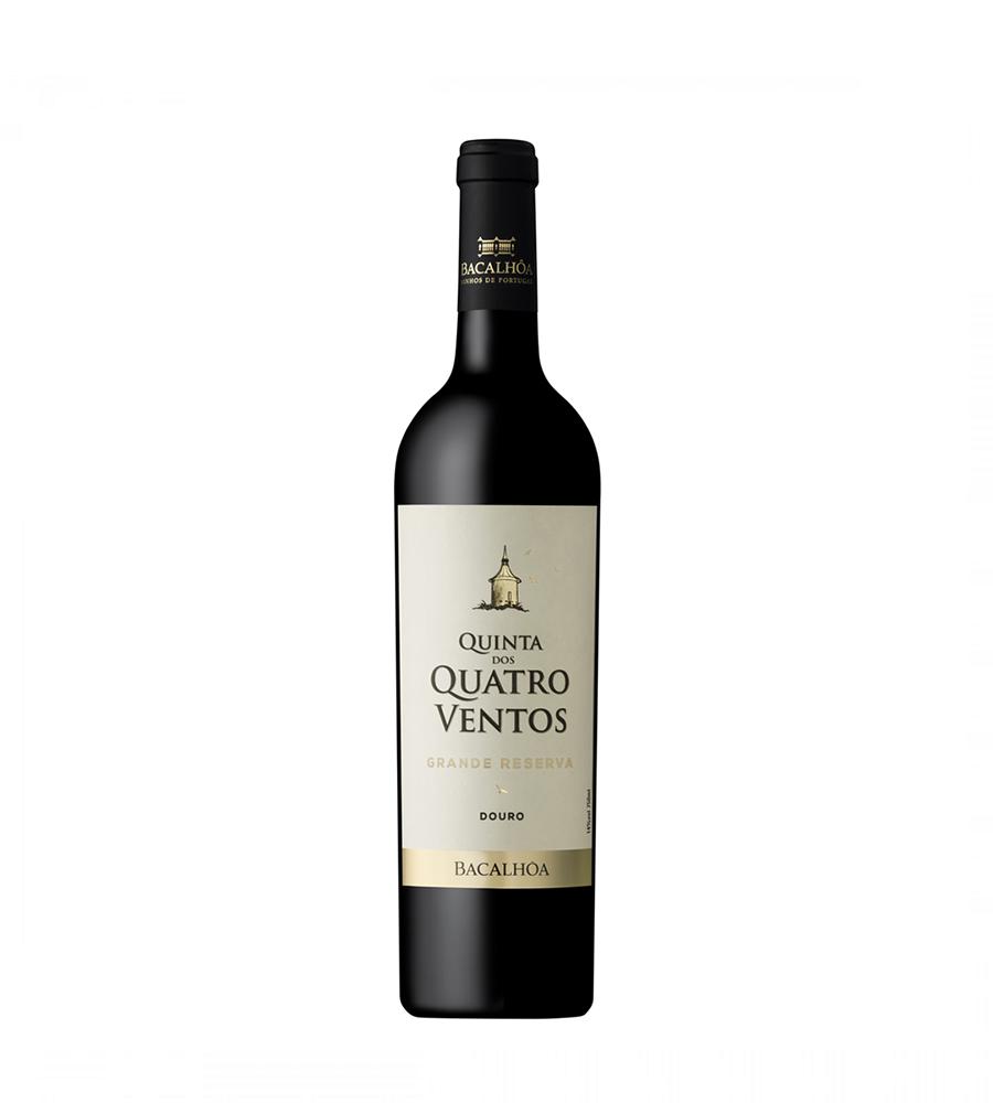 Vinho Tinto Quinta dos Quatro Ventos Grande Reserva 2014, 75cl Douro