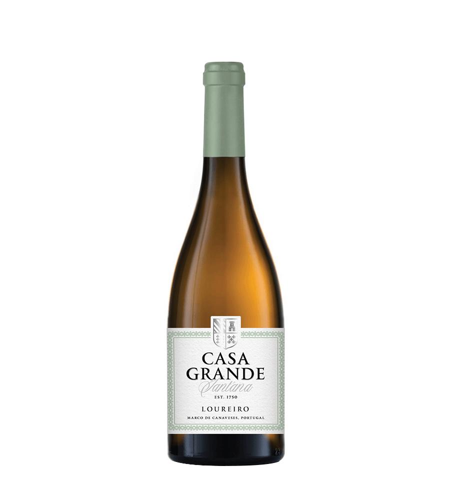 Vinho Branco Casa Grande Sant'ana Loureiro 2017, 75cl Vinhos Verdes