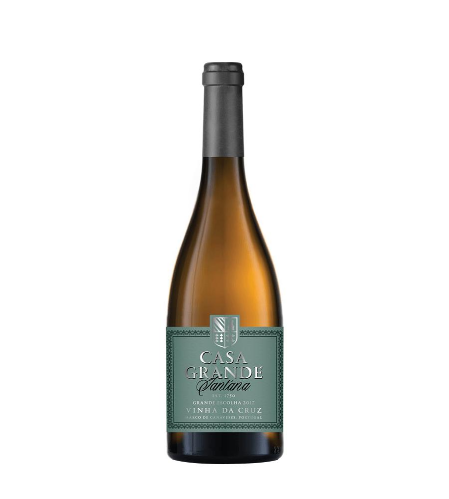 Vinho Branco Casa Grande Sant'ana Vinha da Cruz 2017, 75cl Vinhos Verdes