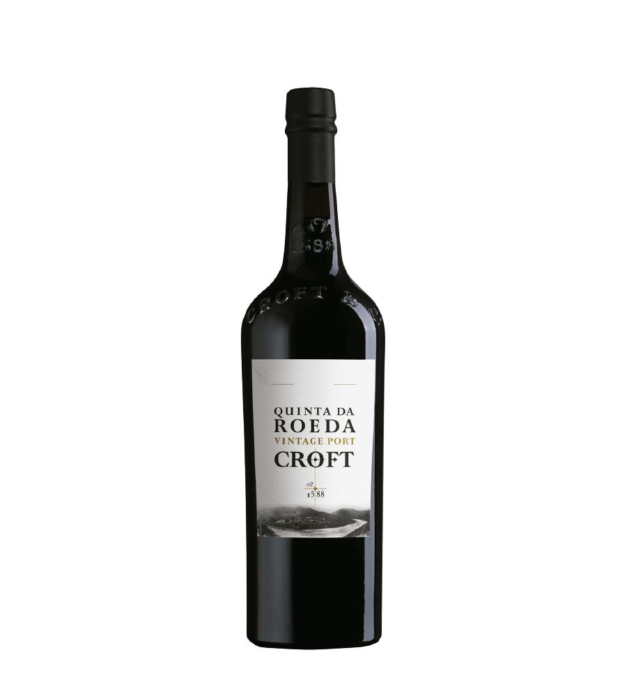 Vinho do Porto Croft Quinta da Roêda Vintage 2018, 75cl Douro
