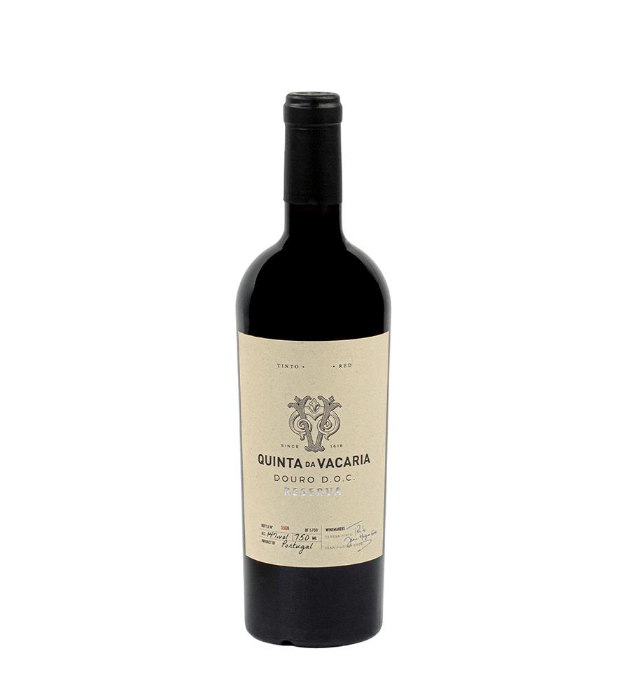 Vinho Tinto Quinta da Vacaria Reserva 2018, 75cl Douro