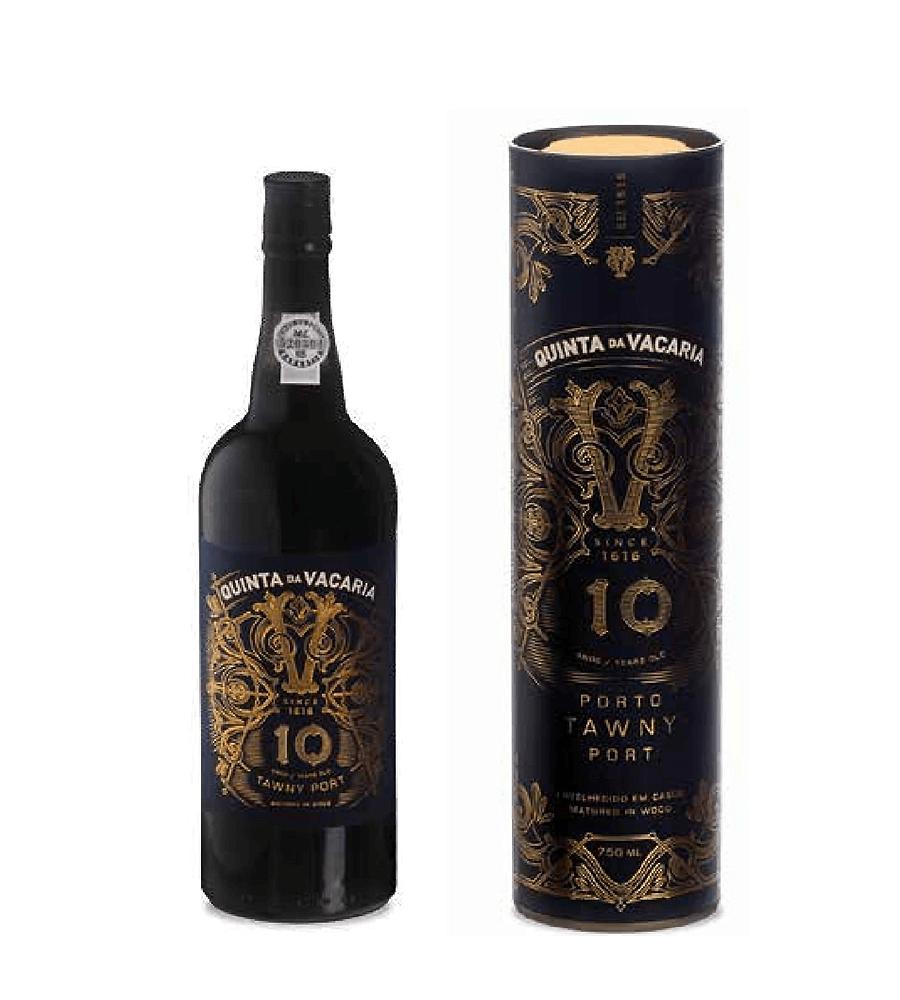 Vinho do Porto Quinta da Vacaria Tawny 10 Anos, 75cl Douro