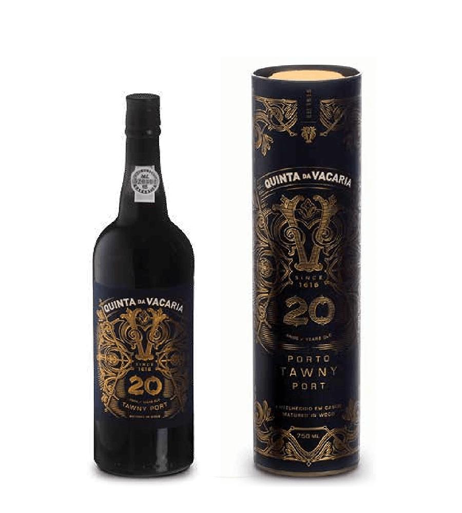Vinho do Porto Quinta da Vacaria Tawny 20 Anos, 75cl Douro
