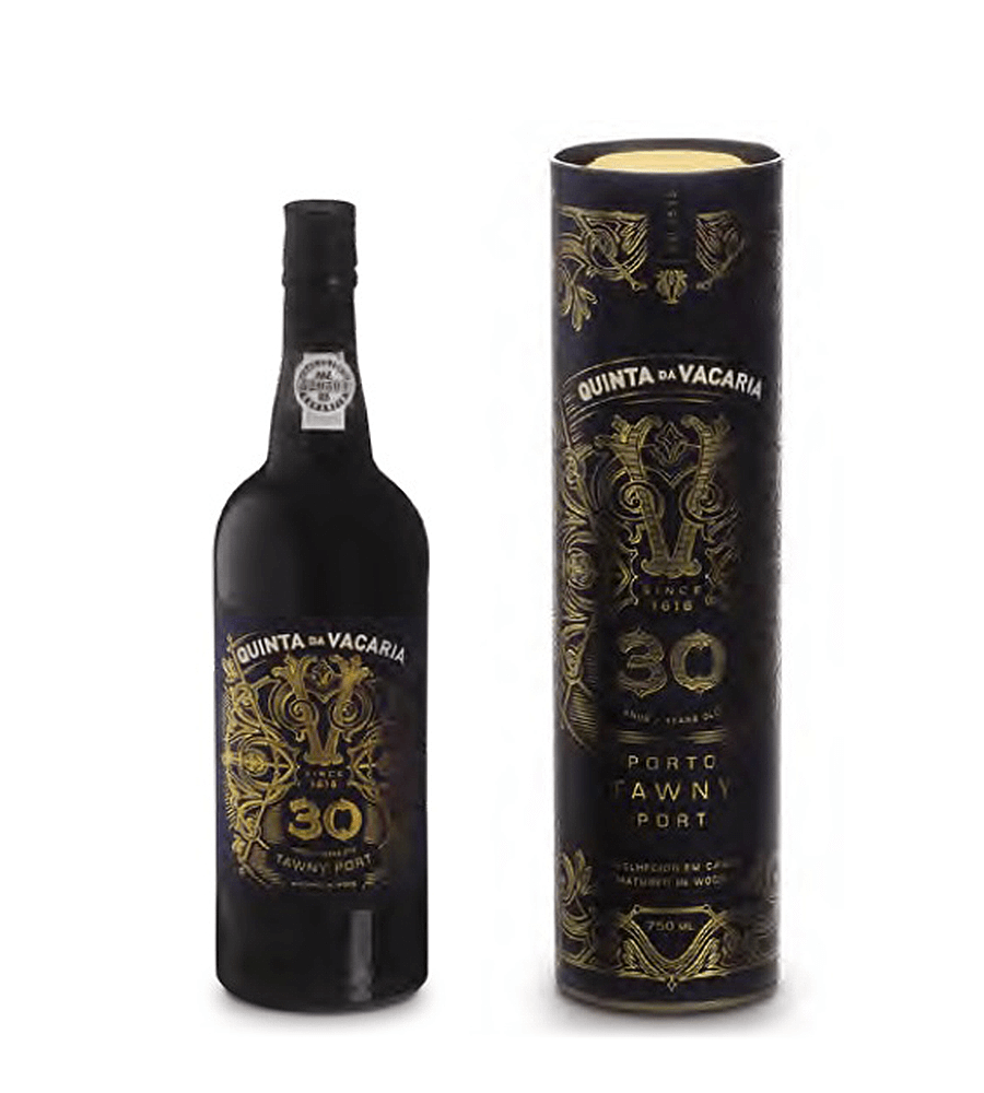 Vinho do Porto Quinta da Vacaria Tawny 30 Anos, 75cl Douro