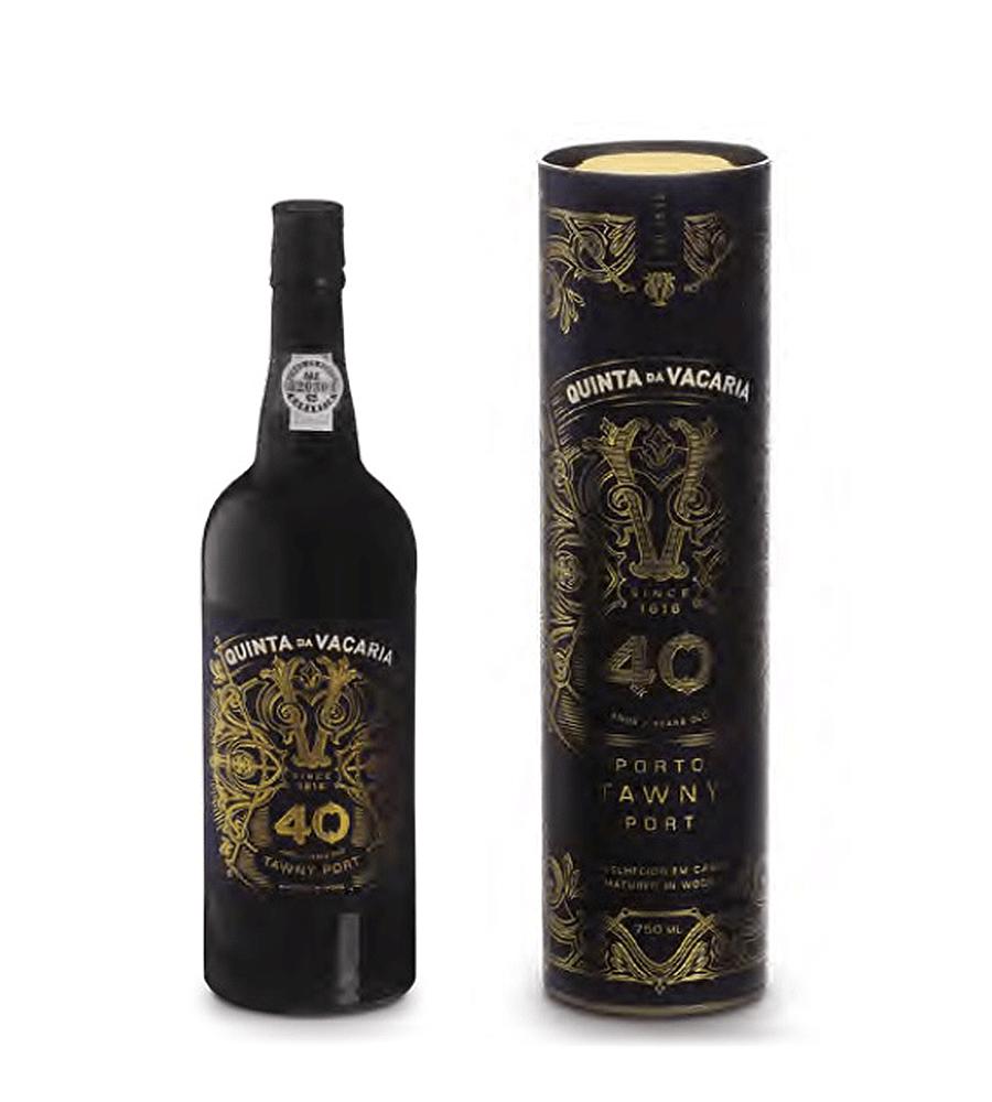 Vinho do Porto Quinta da Vacaria Tawny 40 Anos, 75cl Douro